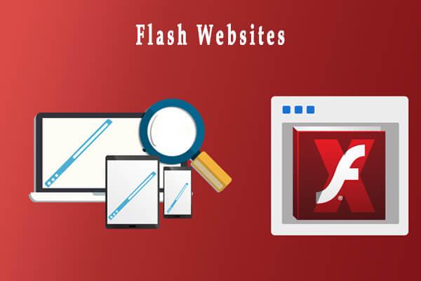 Flash Websites