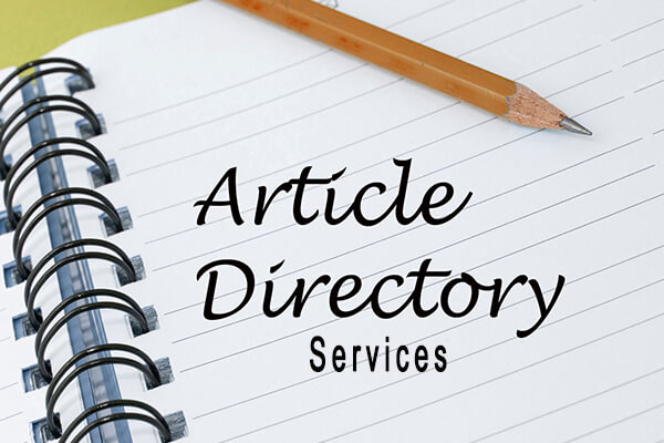 Manual Article Submission Services